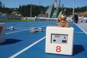 World Championships, Finland 2009