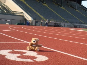 Hayward Field, Oregon 2009