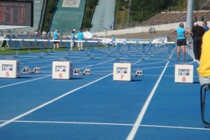 Lane 8 In Finland 2009