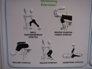 Stretches To Alleviate Heel Pain