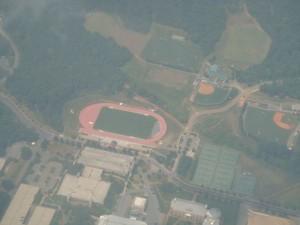 Track Stadiums Are Everywhere