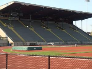 Hayward Field, University of Oregon