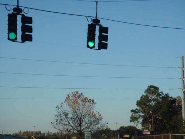 You Got Green Lights For Exercising