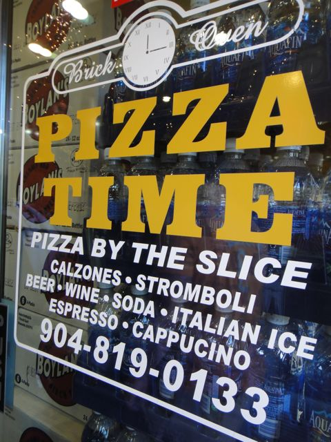Pizza Time Rating: 5 Stars